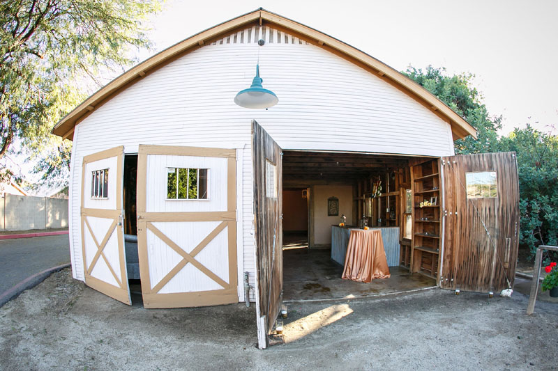 Pictures of a carriage house