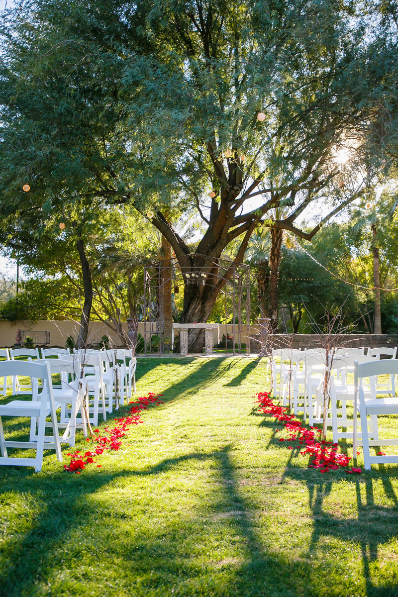 Spend your wedding budget as you wish - it's your day!