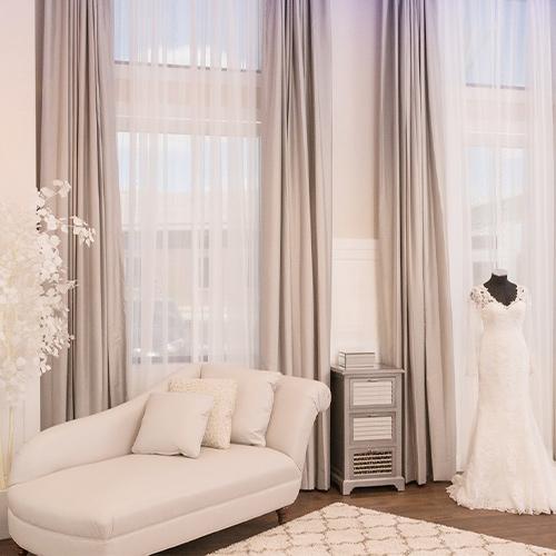 Colby Falls by Wedgewood Weddings - Bridal Suite
