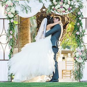 Secret Garden by Wedgewood Weddings