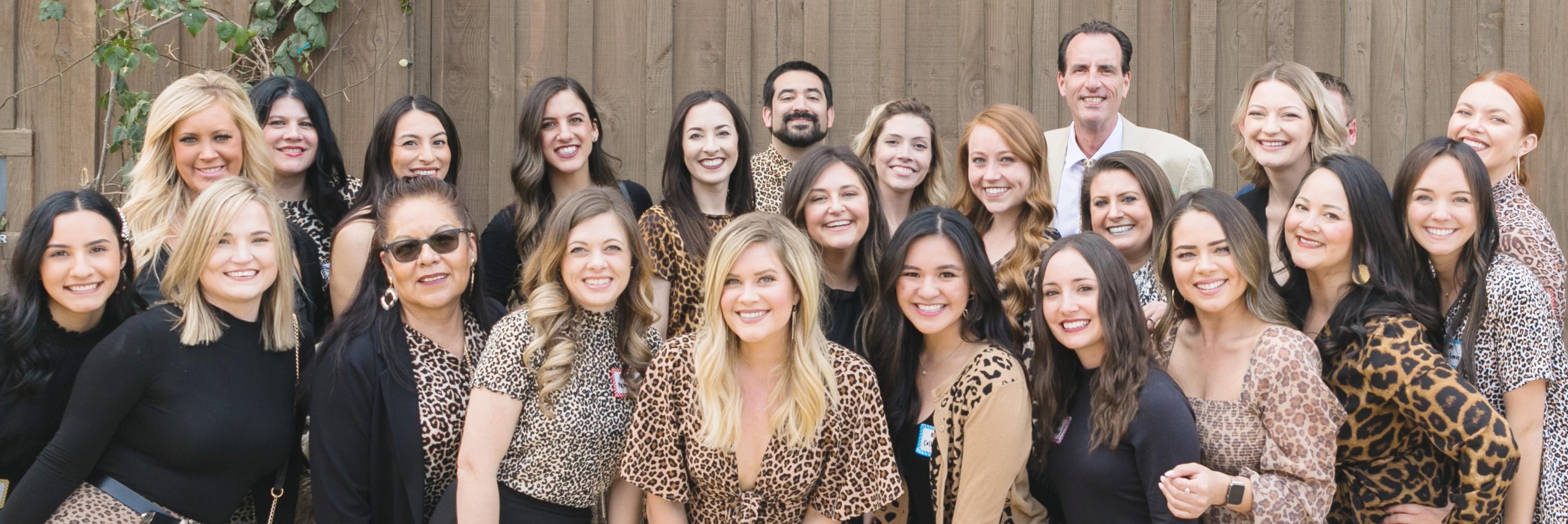 Frindly team of Wedding Experts in Arizona