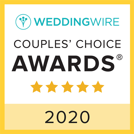 Wedding Wire Secret Garden - Venue Award